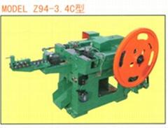 Z94-3.4C nail making machine