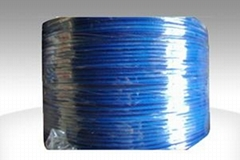 pvc coated galvanized wi