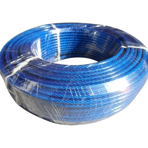 pvc coated galvanized wire rope(6x7,7x7) 3