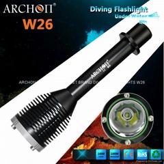 ARCHON奥瞳潜水手电筒D20