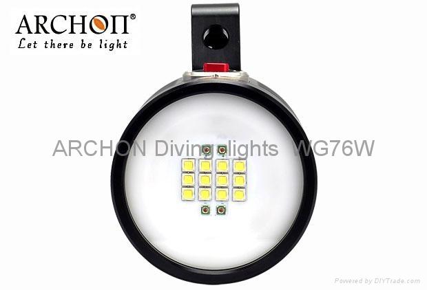 ARCHON奥瞳D100W-II潜水摄影补光灯 2