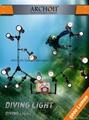 Archon奧瞳專業潛水手電筒 D35VP 聚光+散光 多用途 潛水攝影 video  拍照 5