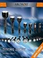 ARCHON奥瞳 DY01潜水手电筒 强光 远射 专业潜水灯 电筒 1000流明 100米  5