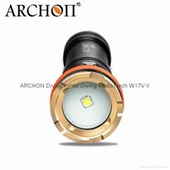 ARCHON奧瞳新款D11V-II潛水攝影補光燈 配微距束光筒