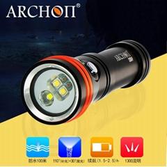 ARCHON奧瞳潛水攝影補光燈D15VP