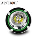 ARCHON奧瞳D22-II專業潛水手電筒按鈕式1200流明續航4小時 2