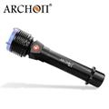 ARCHON奧瞳D22-II專業潛水手電筒按鈕式1200流明續航4小時 3