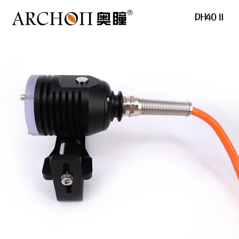 archon奥瞳DH40 II分体式潜水照明手电筒 4