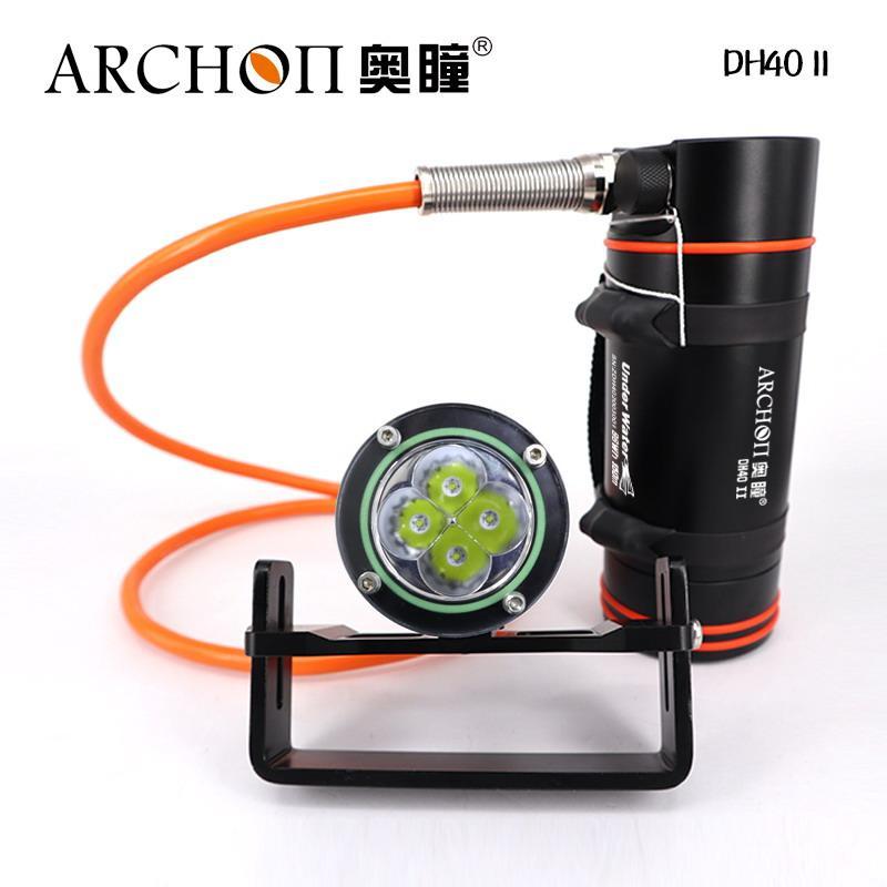 archon奥瞳DH40 II分体式潜水照明手电筒 2