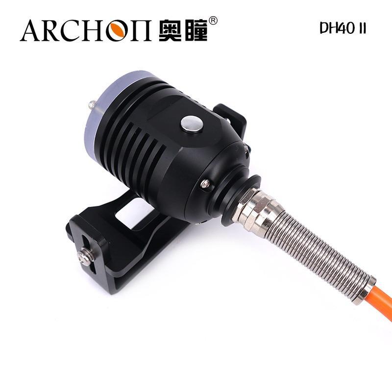 archon奥瞳DH40 II分体式潜水照明手电筒 3
