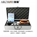 Archon奧瞳DH30II分體式潛水手電筒 強光遠射充電防水探照燈 3600流明 5