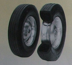 Rubber Wheel (EW1003)