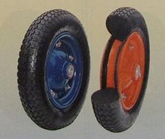 Rubber Wheel (FW1309)