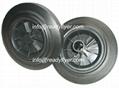 200mm wheelie bin wheel