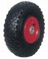 Barrow Wheel,Air Compressor Wheel,Hose Reel Cart Wheel,Industrial Wheel
