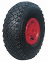 Pneumatic Tire for sack truck: PR1002 (10 X 3.00-4)