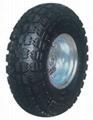 Pneumatic Tire: PR1006 (10 X 4.10/3.50-4)