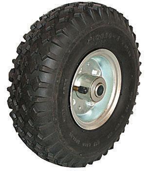 Pneumatic Wheel: PR1012 (10 X 4.10/3.50-4)