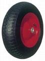 Pneumatic Tire: PR1402 (14 X 3.50-8)