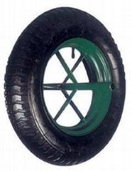 Pneumatic Tire: PR1404 (14 X 3.50-8)