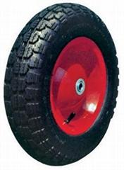 Pneumatic Tire: PR1406 (14 X 3.50-8)