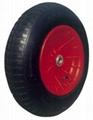 Pneumatic Tire: PR1403 (14 X 3.50-8)