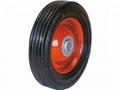 "Solid Wheel: SR0604 (6"" x 1.5"")"