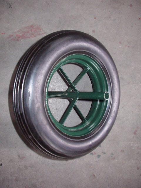 "Solid Wheel: SR1401 (14"" x 3.5"")"