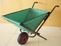 Fold away Wheel Barrow,Folding wheelbarrow,Fold barrow(WB0405)