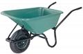 Plastic tray Wheel Barrow (WB6414)