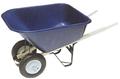 Dual Wheels Wheelbarrow /Heavy duty