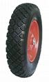 PU Wheel: FP1603-1 (16X4.00-8)