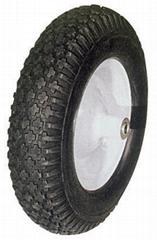 PU Wheel: FP1601 (16X4.00-8)