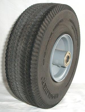PU Wheel: FP1004 (10X3.50-4)