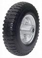 PU Foam Wheel/Foaming wheels: FP0801 (8X2.50-4)