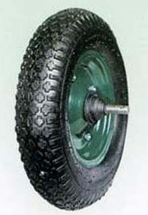 4.00-8 Rubber Wheel for Wheelbarrow
