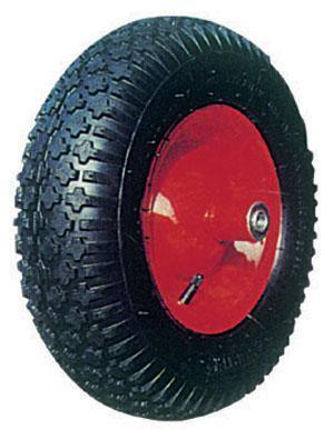 Pneumatic Wheel: PR1605 (16 X 4.00-8)