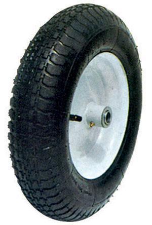 Wheelbarrow wheel/Pneumatic Wheel: PR1602 (16 X 4.00-8) 1