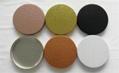 metal lids for 14.5oz candle jar