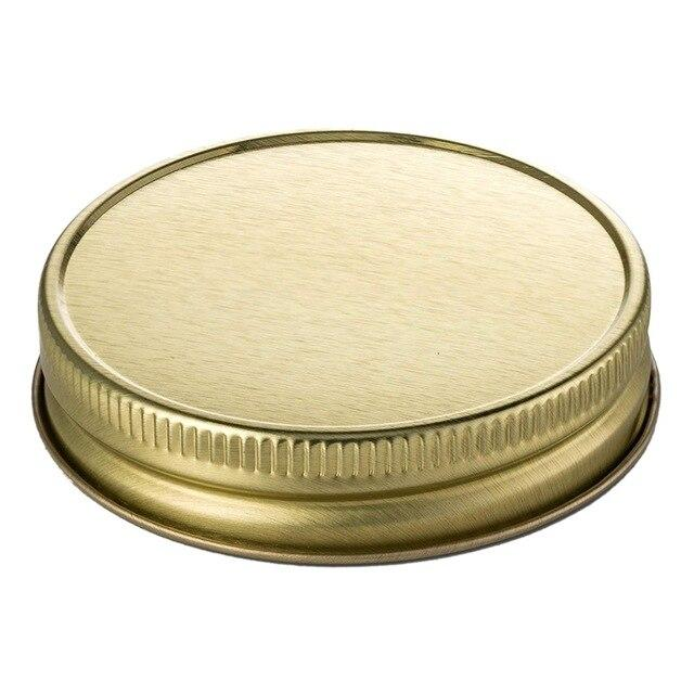 black color mason jar lid 4