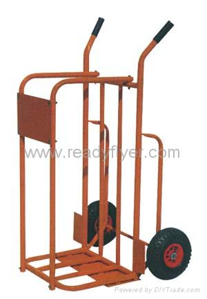 Double Handle Hand Trolley(HT2127)