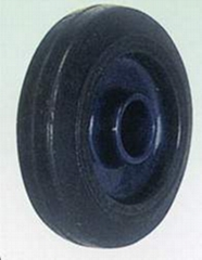 Solid Wheel,Rubber wheel, Trolley wheel(SR0400)