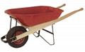 Wood Handle Wheelbarrow/wheel barrow(WH7800)