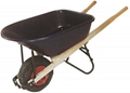 Wood Handle Wheelbarrow(WH7804)