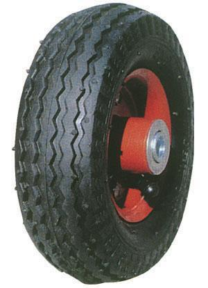 "Pneumatic Tyre/Inflate wheels: PR0601 (6"" X 2"")"