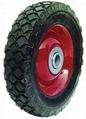 Empty Rubber Wheel (EW0601)