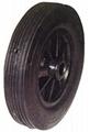 Empty Rubber Wheel(EW0801)