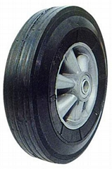 Flat free wheel, PU foam wheel,Foaming wheel(EW1002)