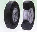 Crumb Rubber Wheel/Rubber Powder Wheel