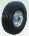 Solid Rubber Wheels(SR1004)